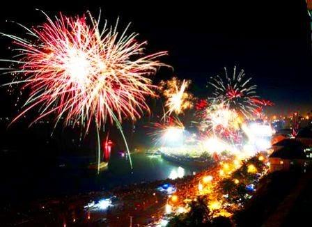 7 Lokasi Terbaik di Indonesia Merayakan Tahun Baru