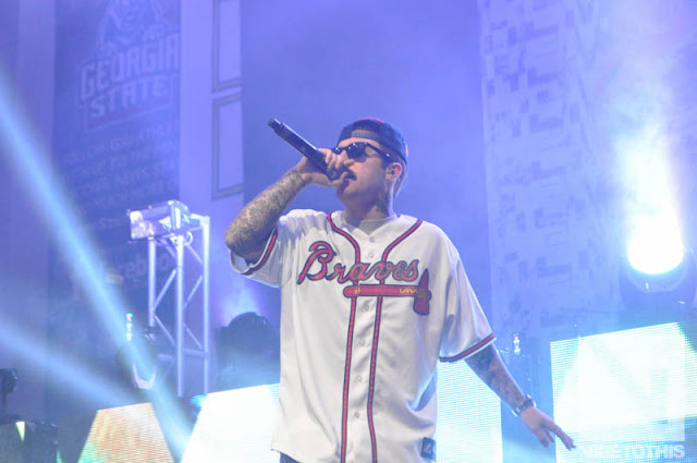 DSC0181 Mac Miller   Behind The #Macadelic Tour (VTT Feature / Photos)