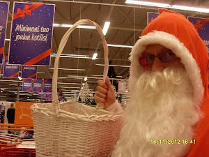 Lempäälän Joulupukkipalvelu e-mail: joulupukkipalvelua@gmail.com
