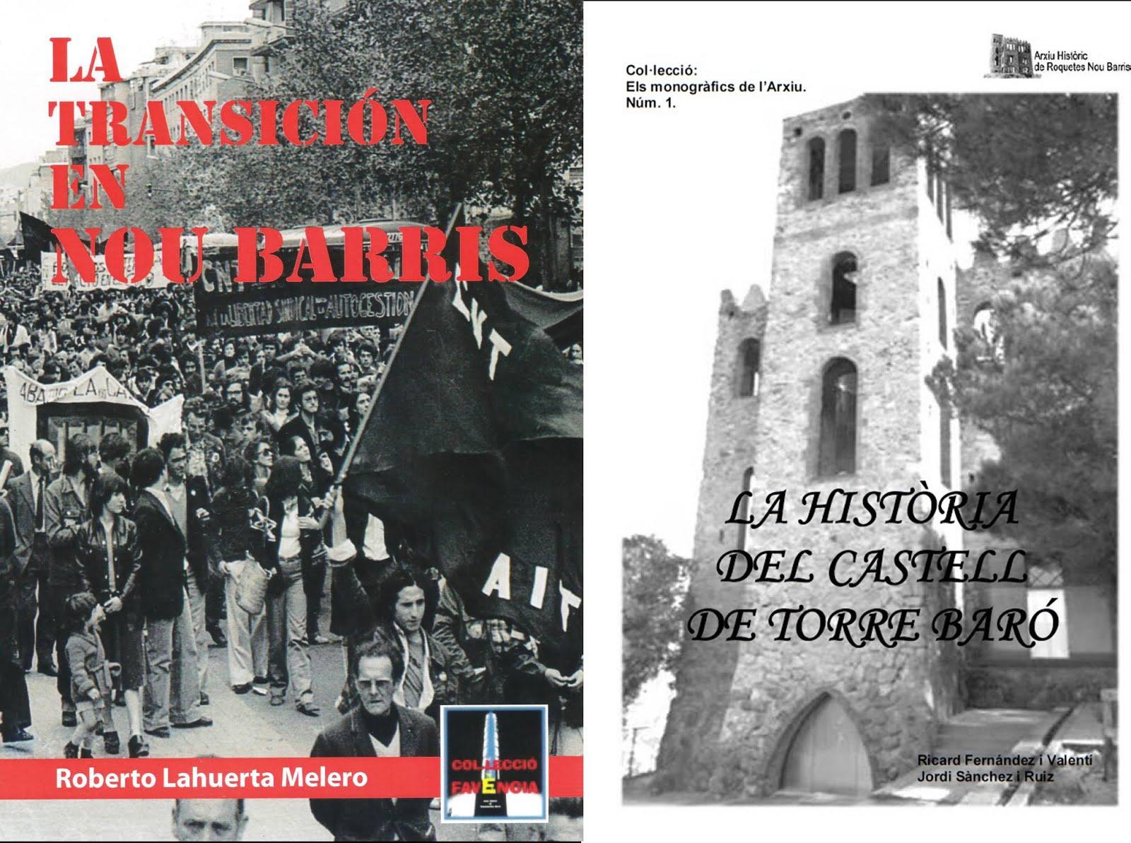 Noves publicacions a l'Arxiu