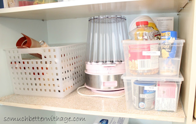 Pantry Organization Tips | somuchbetterwithage.com