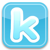 The Kwitter logo bears a striking resemblance to the Twitter logo