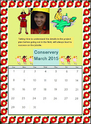 "CONSERVERY CALENDAR (NOTE: NO CALENDAR WILL BE ISSUED AFTER MARCH  - SEE THE ""HOLDING BASE"" SITE)"