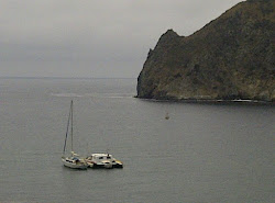 Sailed to Catalina