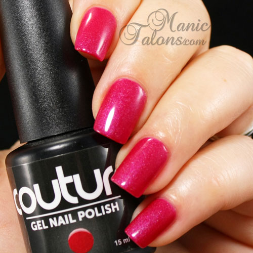 Couture Gel Polish Paparazzi Swatch