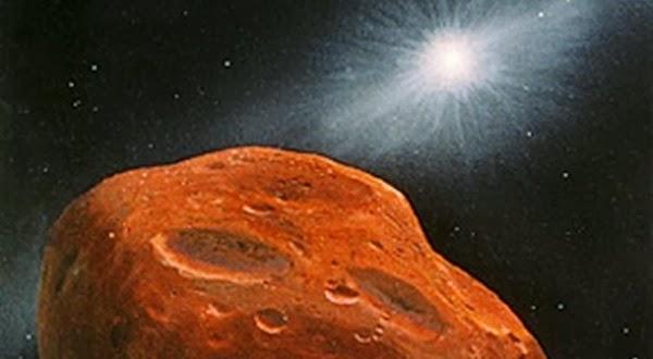 Radiasi Luar Angkasa Membuat Asteroid Makin Membara