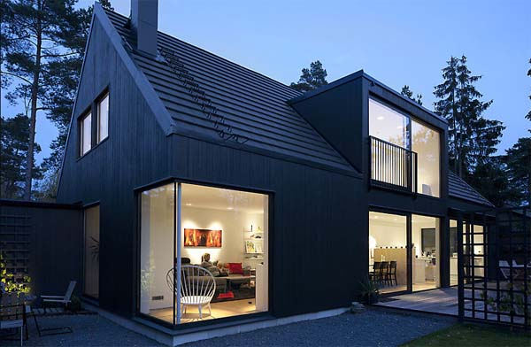 New home designs latest swedish homes designs front views for Swedish home design