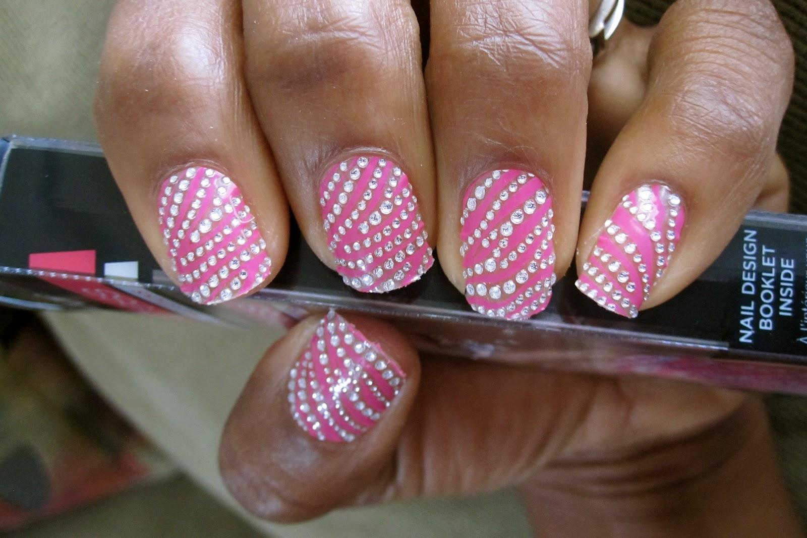 Manicure Mondays - Kiss Nail Dress - The Gabe Fix by Gabrielle Flowers