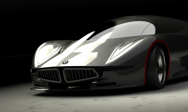 BMW Nazca C2 Concept Car