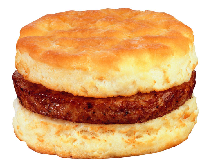 Sausage Biscuits Sausage biscuits and cups