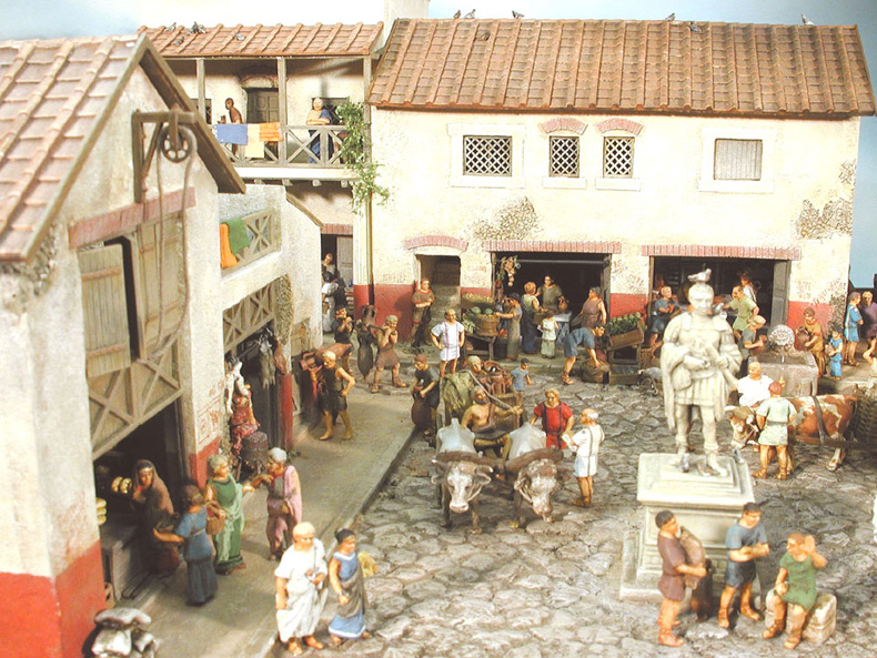the lifestyle of the ancient romans Transcript of rich roman vs poor roman life  while the poor in ancient rome did not receive a formal education,  all romans: religion was.