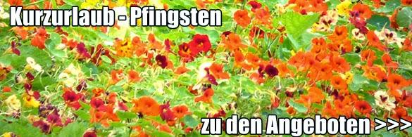 Pfingsten, Kurzurlaub Pfingsten, Pfingsten Reiseangebote