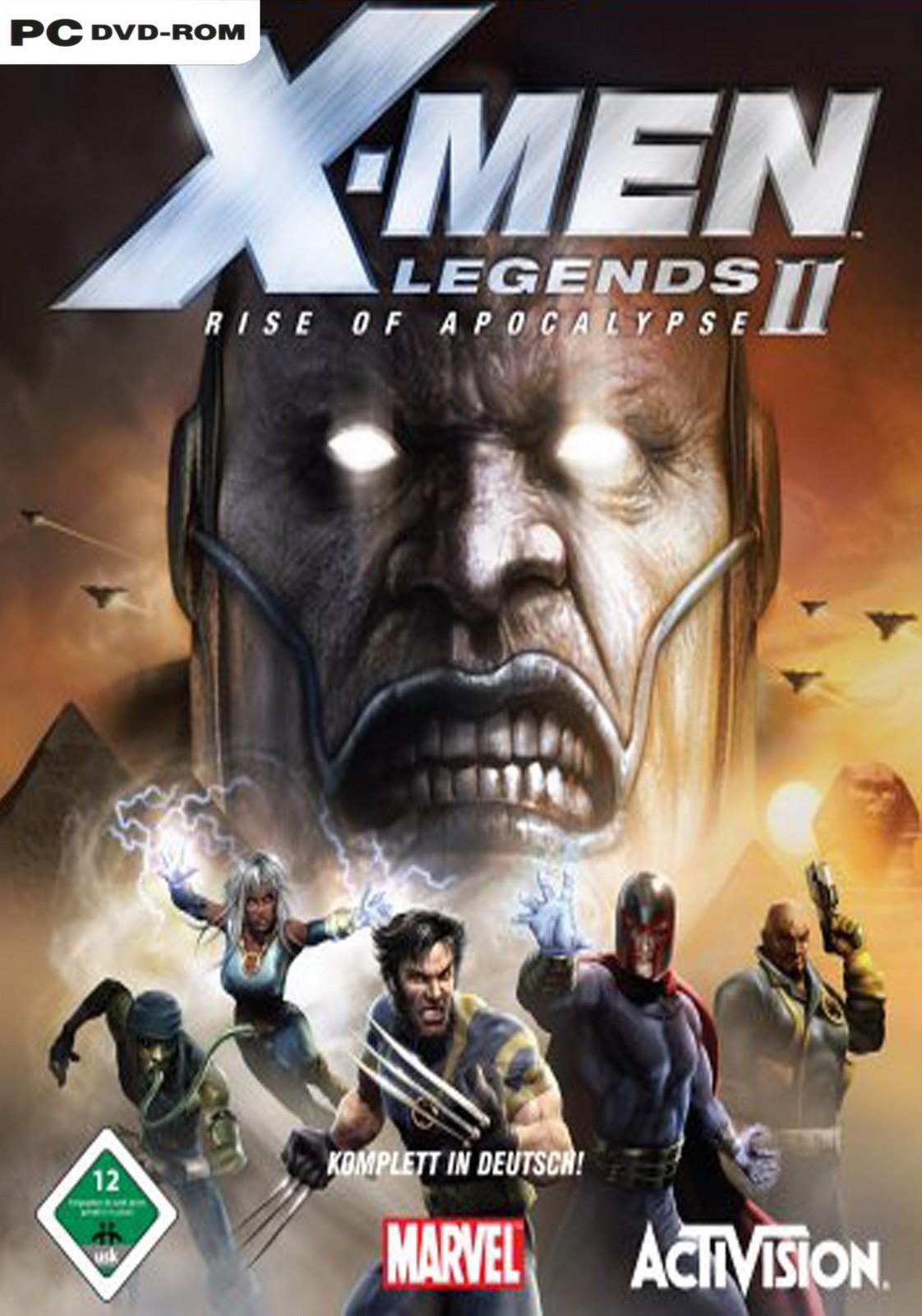 Rise Of Apocalypse Movie Filmovízia: X-Men...