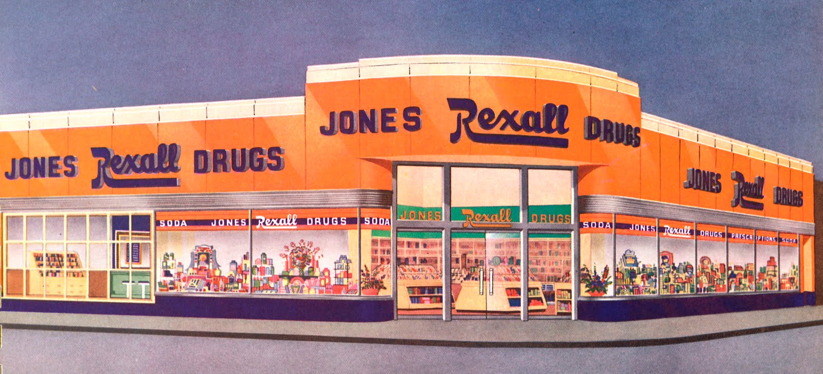 Jones Rexall