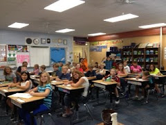 Mrs. Tegge&#39;s 5th Grade Class