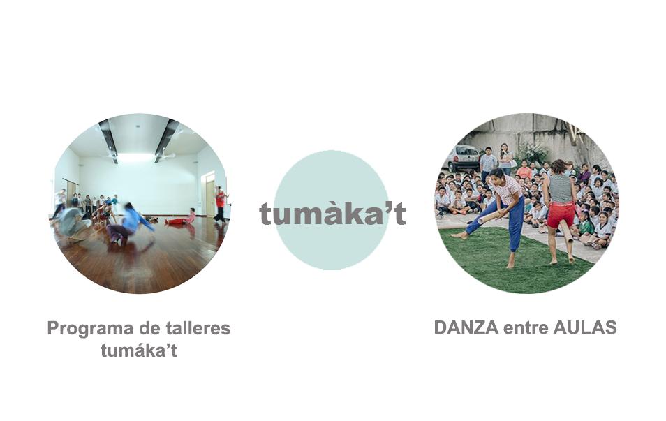 Tumàka't danza contemporánea
