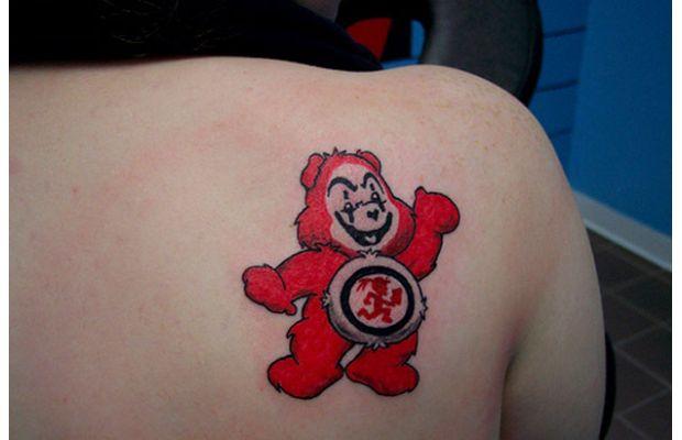 Juggalette Tattoo Designs