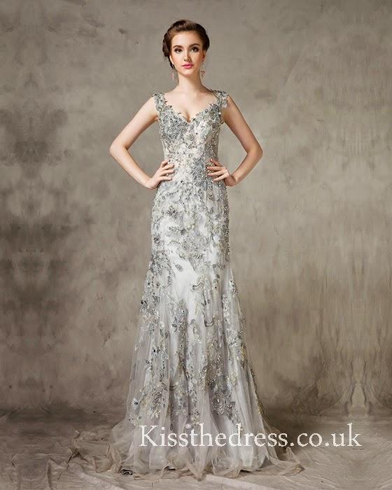 Designer 2015 Prom Dress
