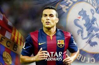 Pedro Rodriguez Pindah ke Chelsea