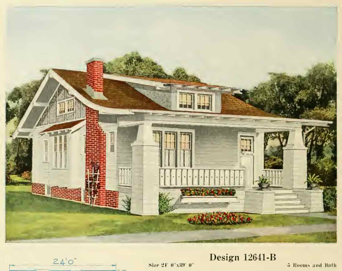 Laurelhurst craftsman bungalow more early 1900s bungalow for 1900s house plans