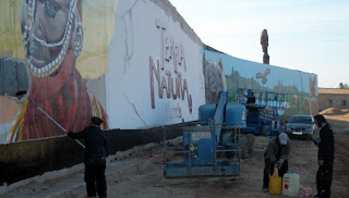 Murales del Terra Natura de Murcia
