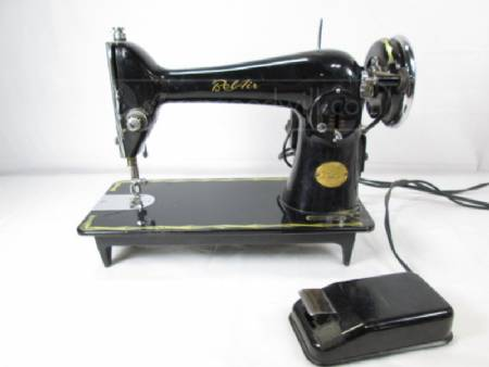 Thin Man Sewing More Cloning Around Unique Belair Sewing Machine