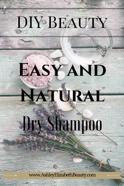 DIY Beauty: Easy and Natural Dry Shampoo