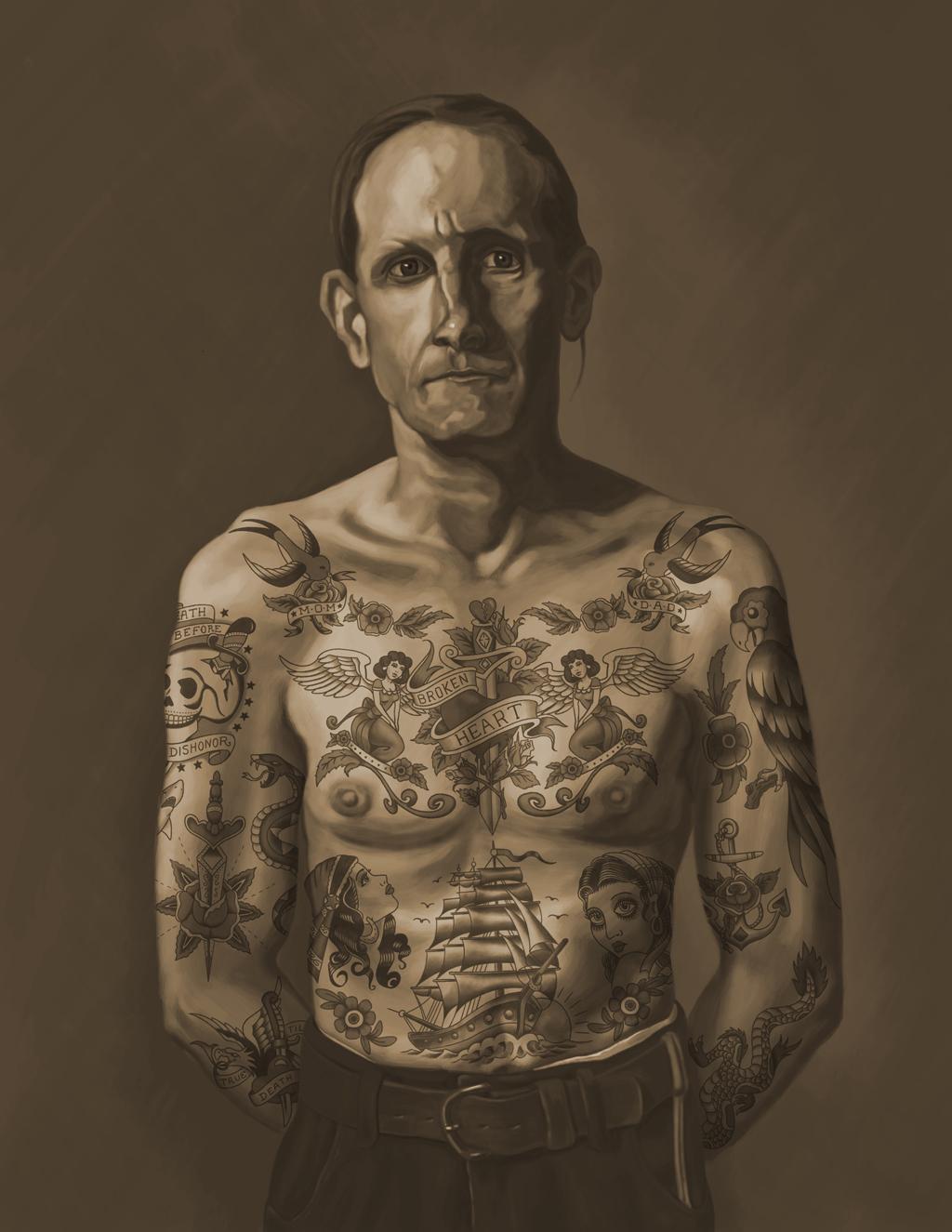 pics n' things Tatouage Artistique Facebook - photo artistique tatouage