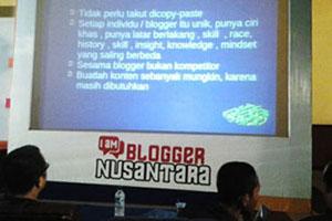 I am Blogger Nusantara