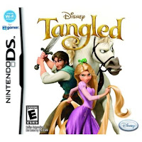 Disney Tangled: The Videogame – NDS