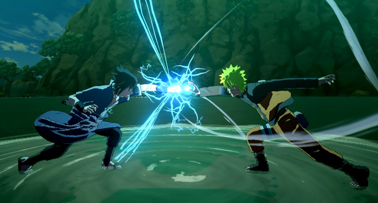 naruto ultimate ninja storm 4 pc full version crack