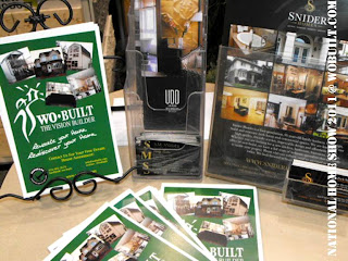 National Home Show Toronto Wo-Built's Posters, photo by Olga Goubar