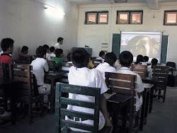 Screening of tribal animation films