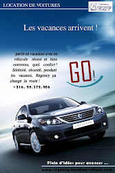 Location de voiture en Tunisie