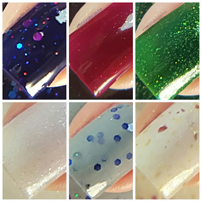 Midwest Lacquers For The Love Of Grayskull swatches