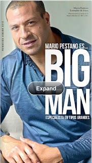 moda big man P-V 2013