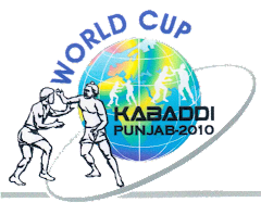 Kabaddi world cup logo
