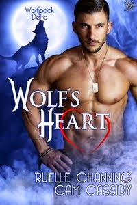 Wolf's Heart, Book one of Wolfpack Delta Series