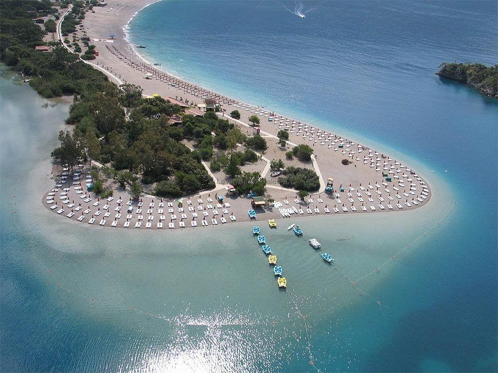 Oludeniz Lagoon, Fethiye, Turkey - Facts Pod