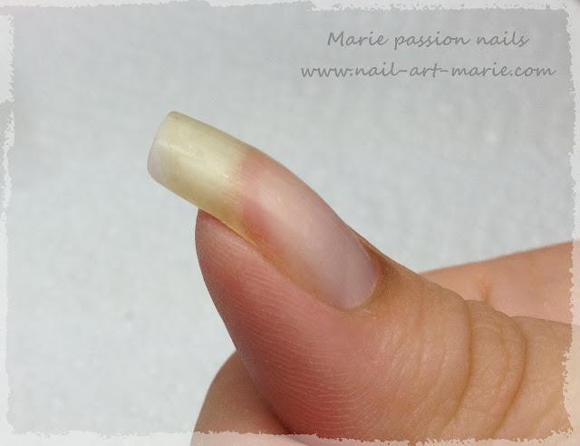 Reconstruire un morceau d'ongle cassé5