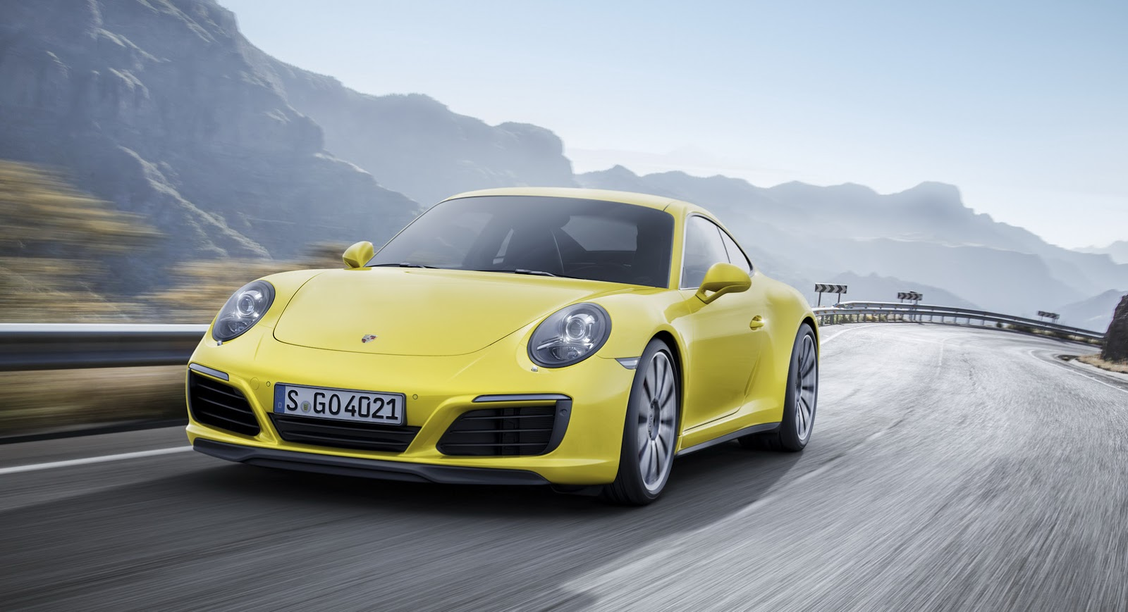 Porsche Rolls Out Turbo D 911 Carrera 4 S And Targa 4 S