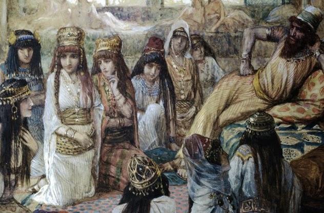 Judaizmi e pranonte poligaminë