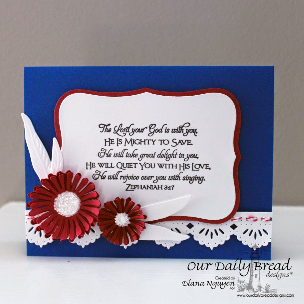 Our Daily Bread Designs, Diana Nguyen, aster, scripture, scripture collection
