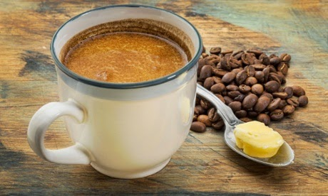 Bulletproof coffee: is adding butter to your brew a step too far?