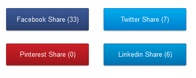 Share count and Share URL of Facebook, Twitter, LinkedIn and Pininterest.