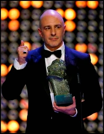 Roberto Álamo, mejor actor de reparto por La gran familia española