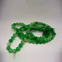 Tasbih Batu Permata Giok Jadeite Jade