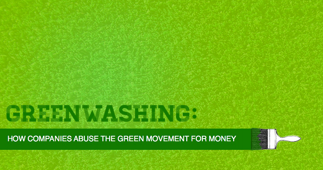 green washing and its effects on Does green-washing, measured as the difference between symbolic and  green  walk) has a negative effect on financial performance and green-highlighting.