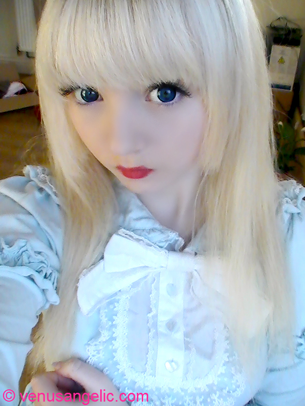 Venus Angelic Official Blog Site My Hime Cut