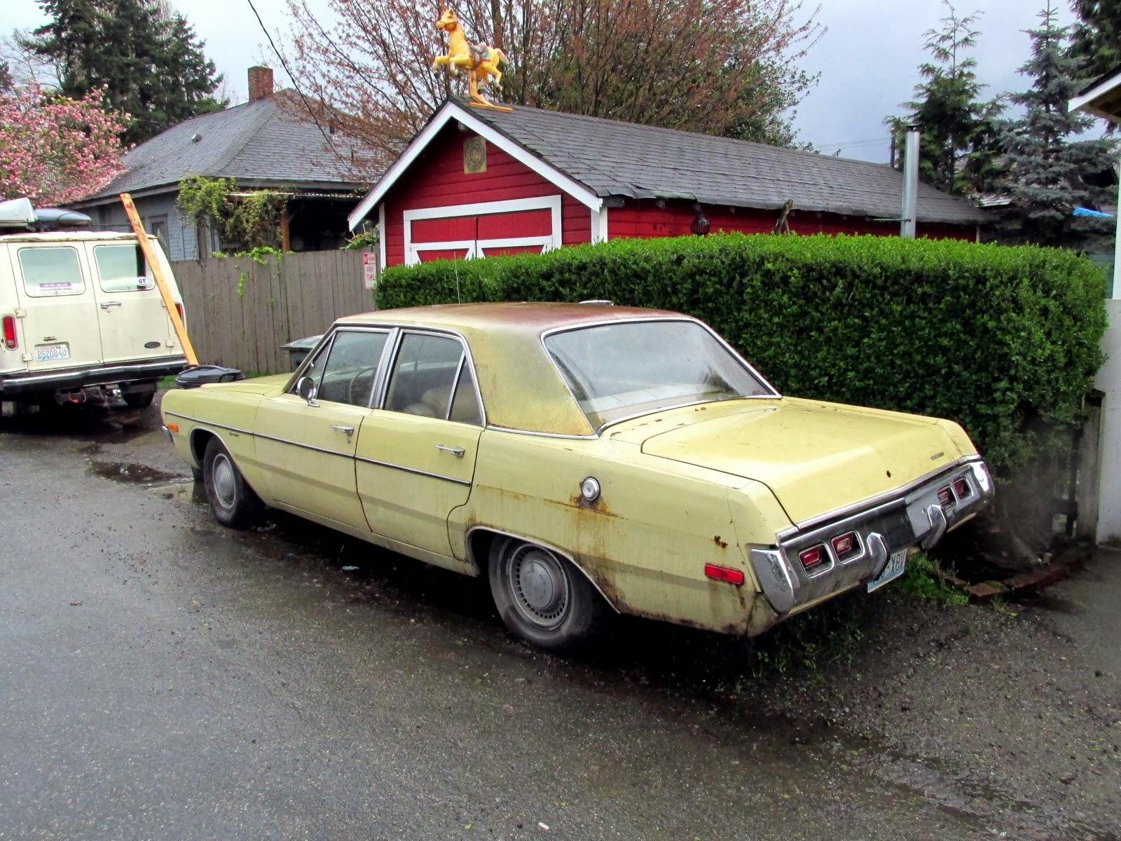 Seattle s Classics 1972 Dodge Dart Sedan
